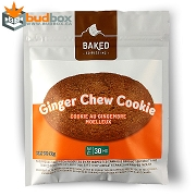 Ginger Chew Cookie