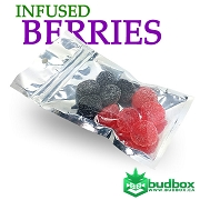 THC Gummy Berries