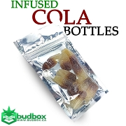 Cola Bottle THC Gummy