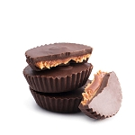Dark Chocolate Peanut Butter Cups - 200mg THC