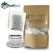 Organic London Fog Canna Tea - 25mg THC per tea bag