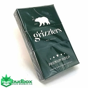 Black Tuna Indica - Grizzlers