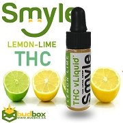 THC Vape Juice - Lemon Lime