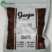 Chocolate Brownie 200mg THC