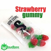 Strawberry THC Gummy