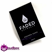 Kosher Kush - Platinum Shatter by Faded