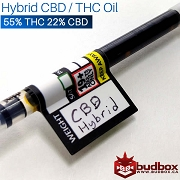 Thrive High CBD oil