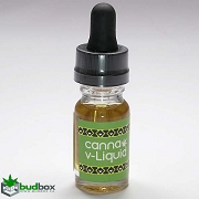 Canna V-Liquid - THC Vape Juice - Lime Flavor