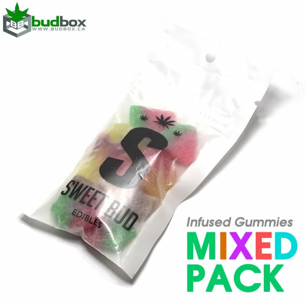 Sweet Buds Mixed Gummies