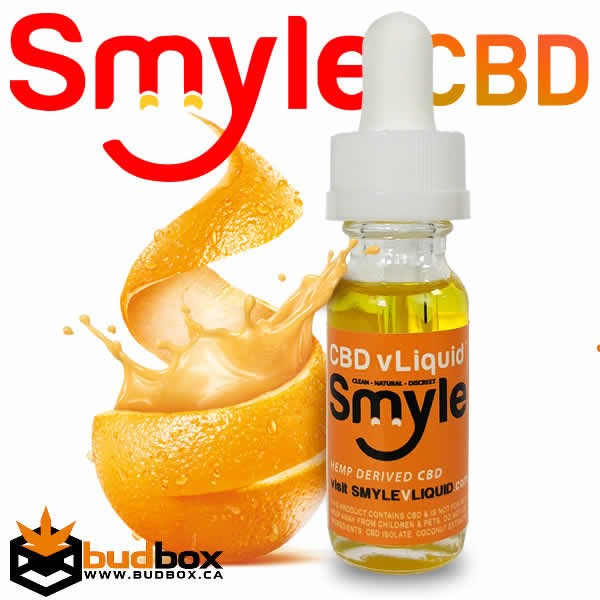 CBD Vape Juice - Orange