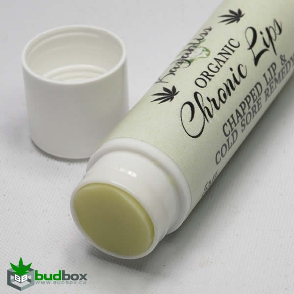 Chronic Lips Organic Chapstick - 20mg THC