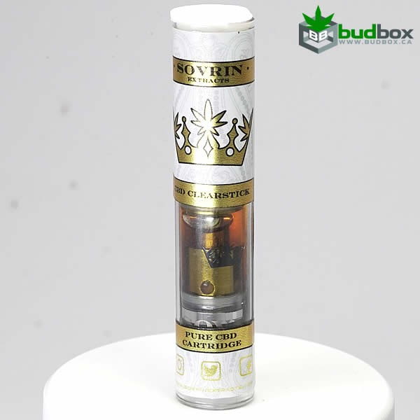 Sovrin Extracts Pure CBD Vape Tank